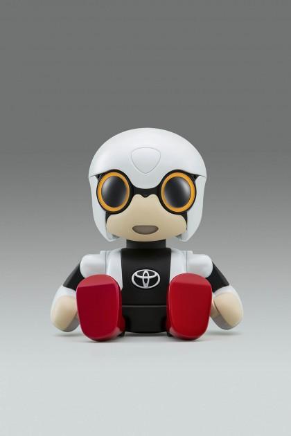 Toyota Kirobo Mini Robot
