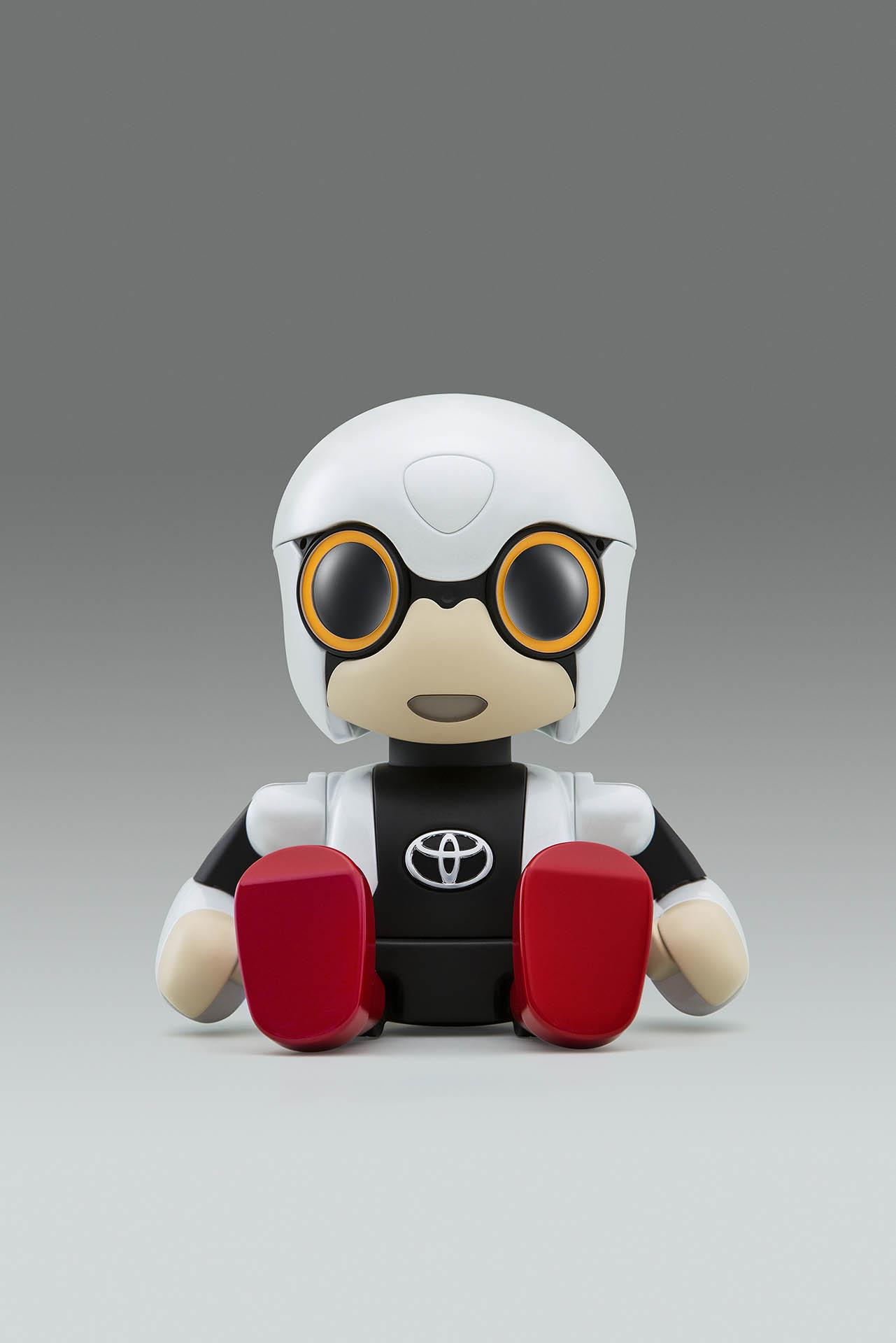 Toyota Kirobo Mini Robot 2 The News Wheel