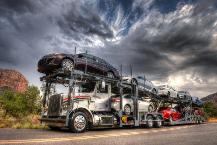 Toyota Transport SmartWay highway transportation carriers