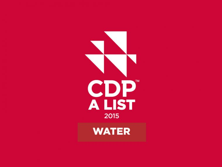 Ford earns CDP Water A List distinction