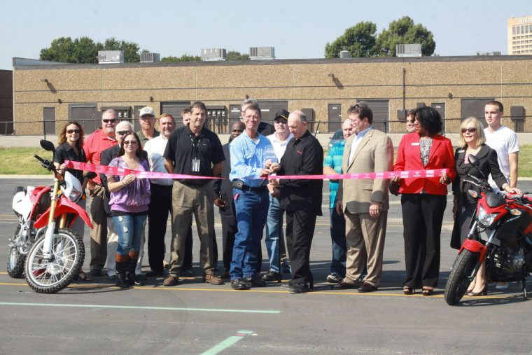 Honda Rider Education Center Reopens in Irving, Texas