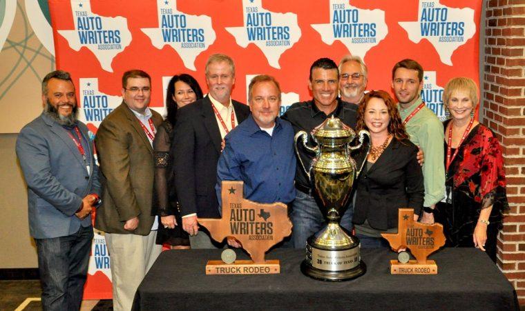 "All-new Nissan TITAN XD wins prestigious ""2015 Truck of Texas"" award"