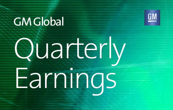 GM Q3 Earnings Report