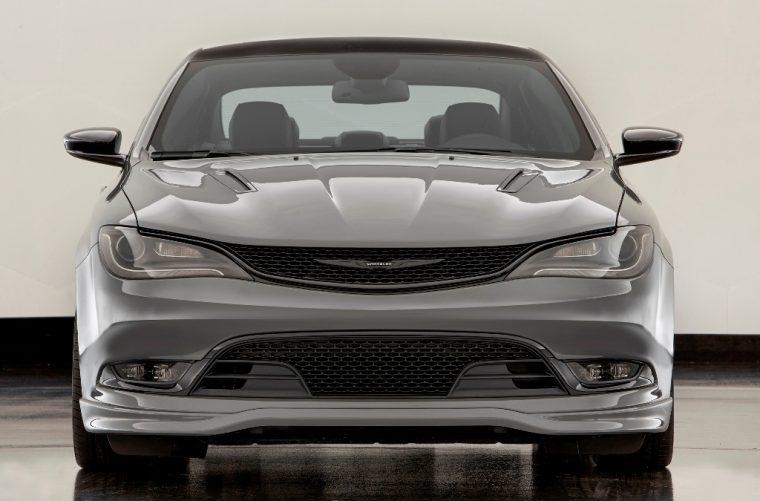 Chrysler 200S Mopar Front End