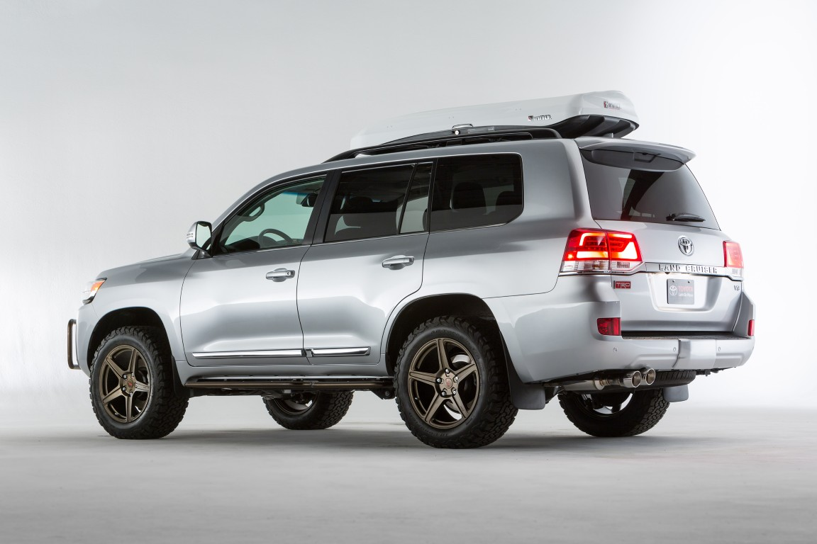 2015 SEMA Toyota Land Cruiser TRD (8) | The News Wheel
