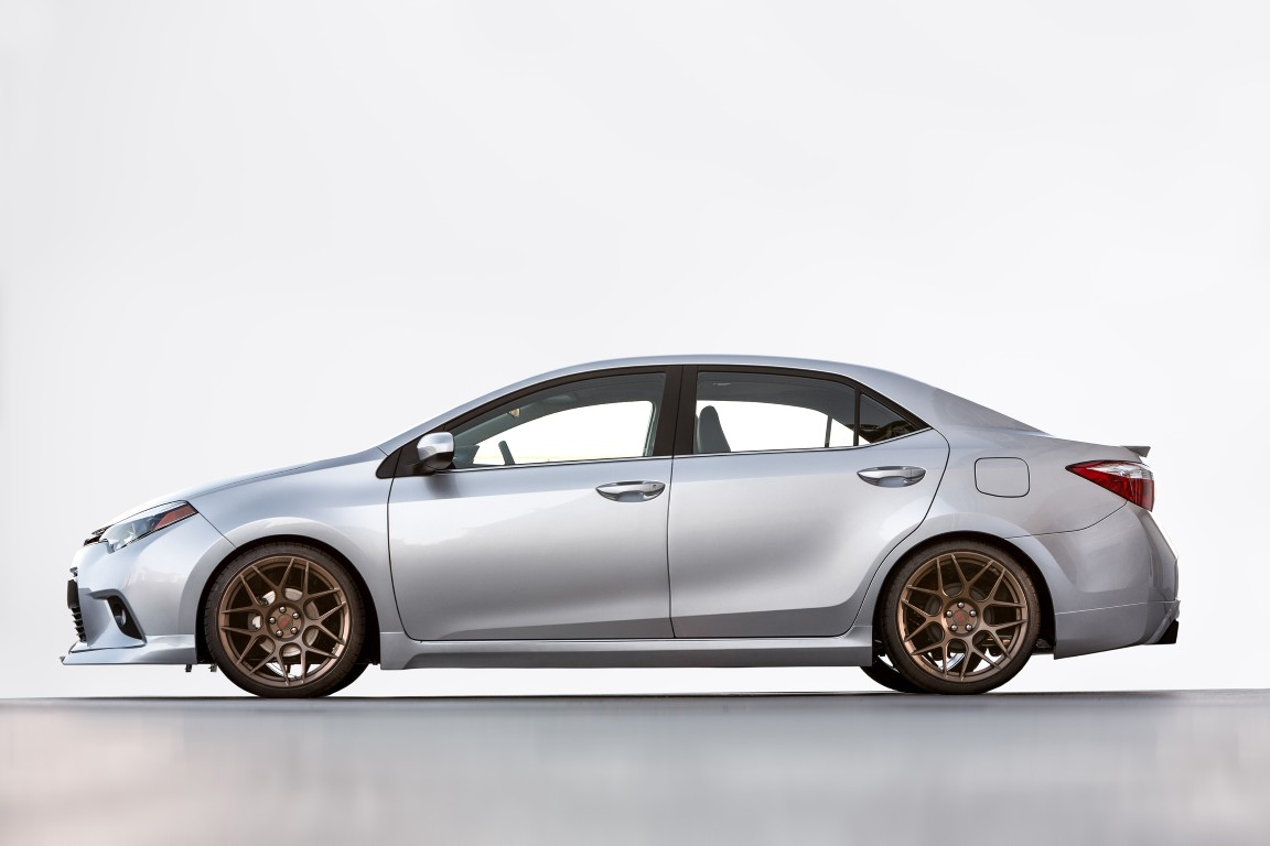 2015 Sema Toyota Trd Corolla 8 The News Wheel