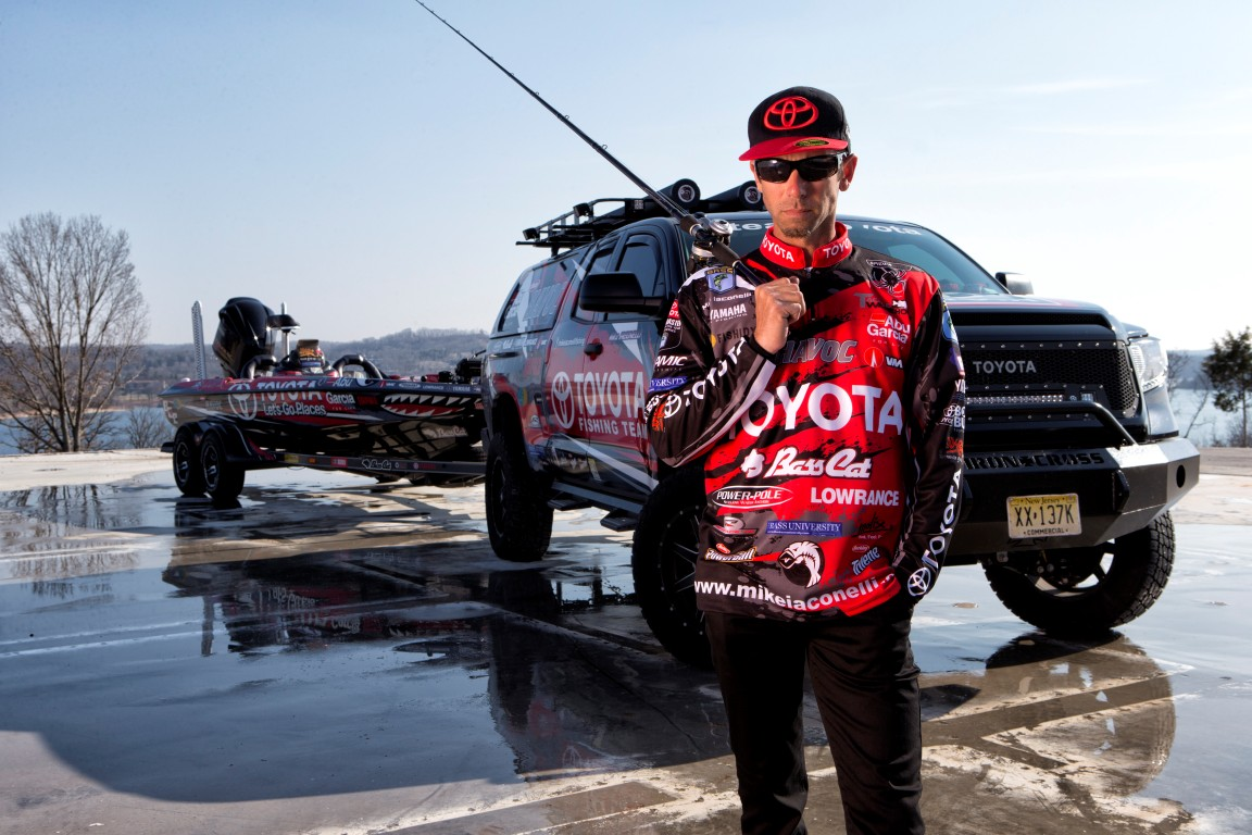 2015 Toyota Sema Mike Iaconelli The News Wheel