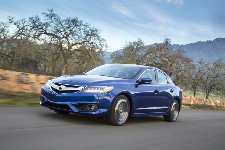 25 mpg in the city and 36 mpg on the highway is the EPA-estimated fuel economy of the 2016 Acura ILX