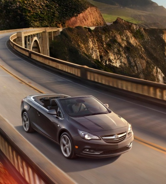 Buick Introduces 1st Convertible In Us In 25 Years: Production Of The 2016 Buick Cascada Has Begun In Poland