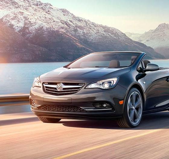 2017 Buick Cascada Review: Cascada, Encore Lead Buick With Impressive Conquest Sales