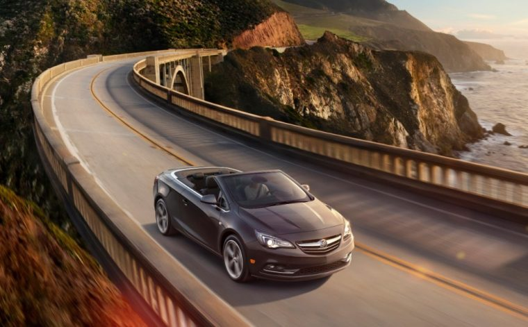 Production of the 2016 Buick Cascada has officially begun in Poland