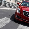The 2016 Cadillac ATS Sedan comes standard with Daytime running lamps