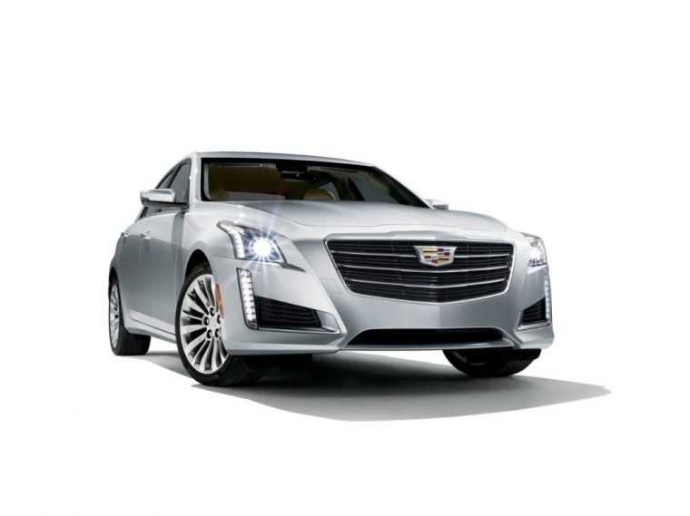 The 2016 Cadillac CTS sedan comes standard with a 2.0-liter Turbo I4 engine and Eight-speed automatic transmission