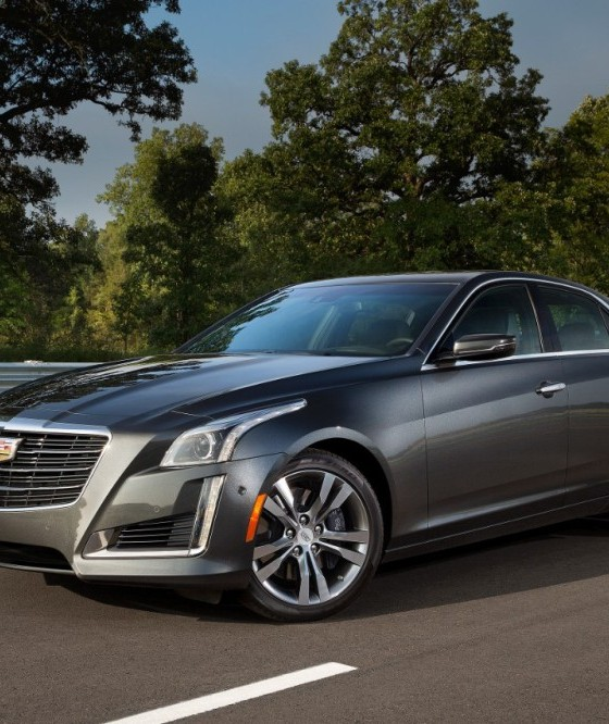 New 2016 Cadillac: 2016 Cadillac CTS Overview