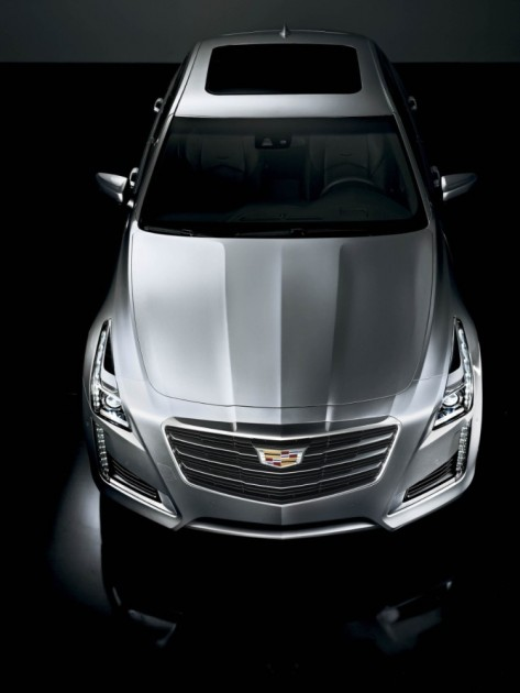 The 2016 Cadillac CTS sedan comes withfuel tank capacity of 19.0 gallons