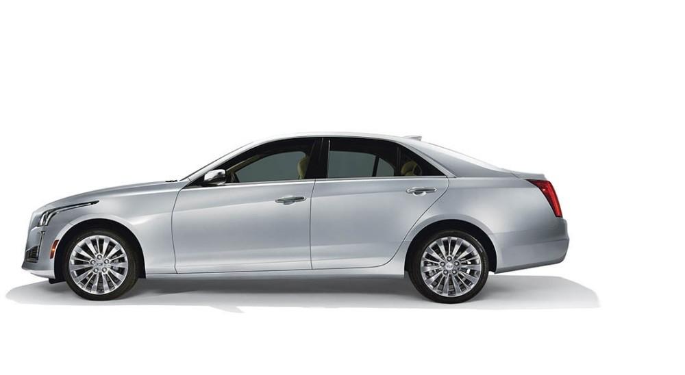 2016 Cadillac Cts Sedan Silver The News Wheel