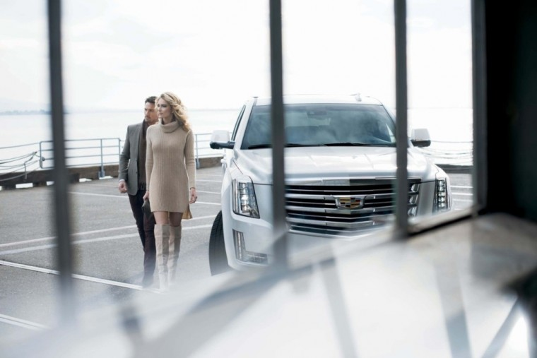 The 2016 Cadillac Escalade Platinum features a starting MSRP of $89,350