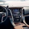 The 2016 Cadillac Escalade is compatible with both Apple CarPlay and Android Auto