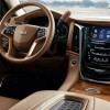 The 2016 Cadillac Escalade comes standard with a heated steering wheel