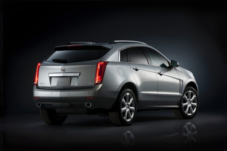 The 2016 Cadillac SRX comes with a 3.6-liter V6