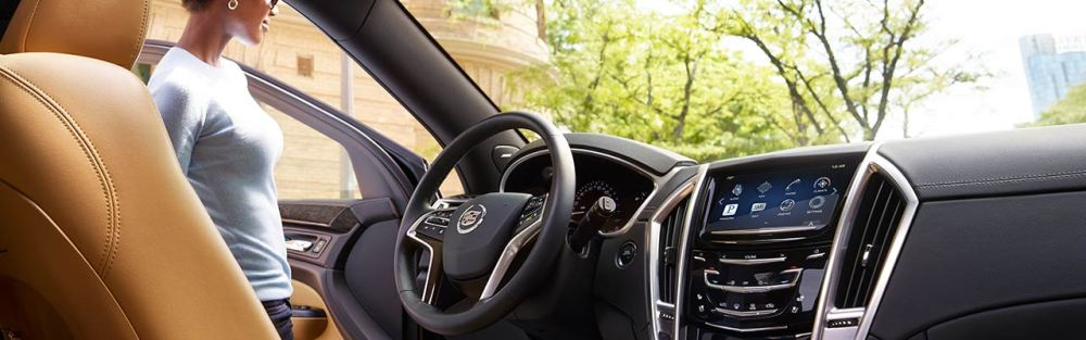 2016 cadillac srx interior 2 the news wheel. Black Bedroom Furniture Sets. Home Design Ideas