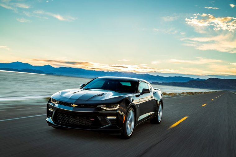 2016 Chevrolet Camaro Awarded emMotor Trendem Car of the Year