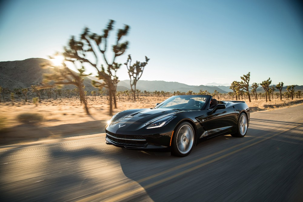 2016 Chevrolet Corvette Stingray Overview The News Wheel