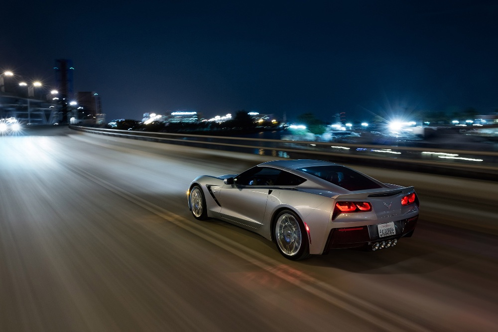 2016 chevrolet corvette stingray the news wheel. Cars Review. Best American Auto & Cars Review