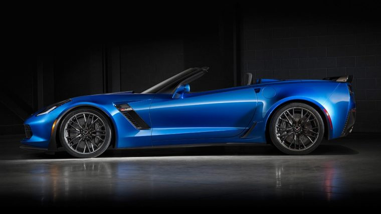 The 2016 Chevy Corvette Z06 simply exudes performance and luxury