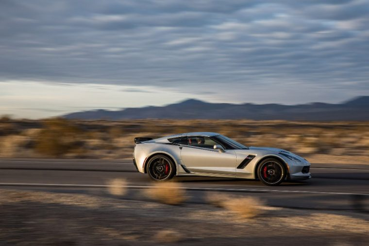 The 2016 Corvette Z06 is good for 22 mpg on the highway