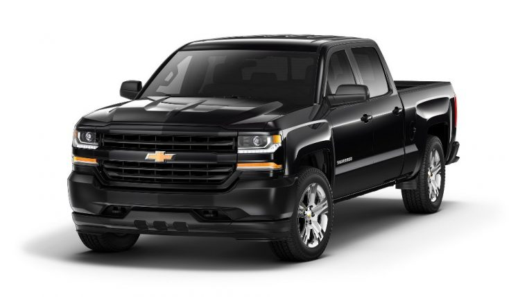 The 2016 Chevy Silverado comes standard with 4.3L EcoTec3 V6 engine