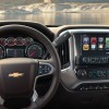 A Manual tilt-wheel steering column is standard with the 2016 Chevy Silverado 1500