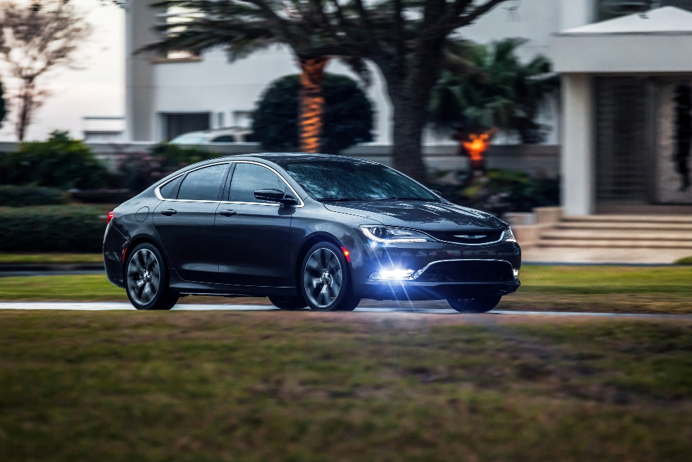 2016 Chrysler 200 Exterior The News Wheel