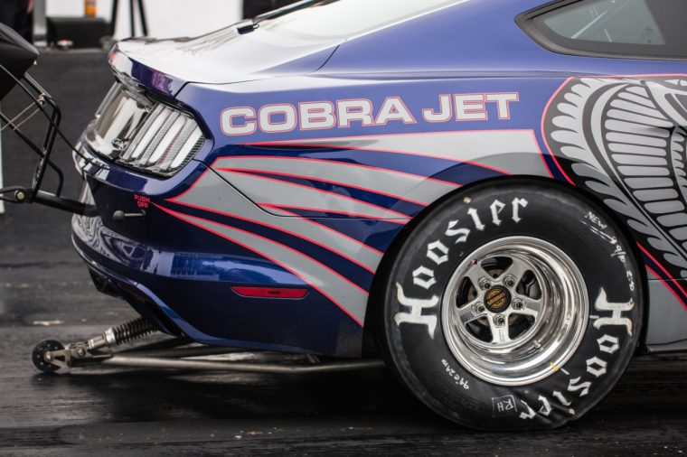 Start Your Engines And Behold The 2016 Cobra Jet Mustang The News