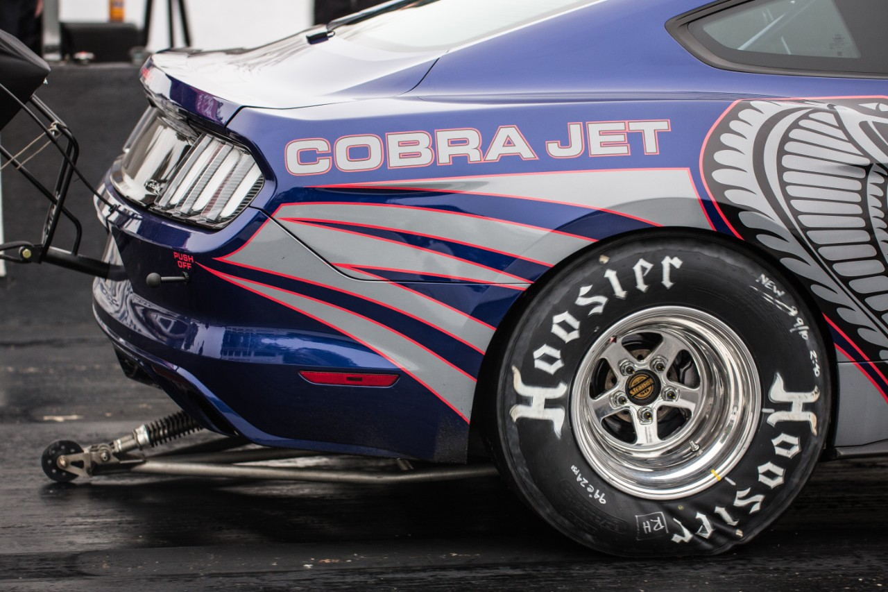 Start your engines and behold the 2016 cobra jet mustang the news wheel