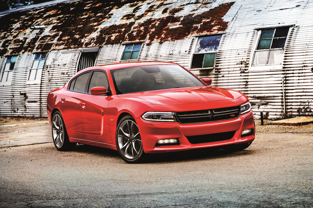 2016 Dodge Charger | The News Wheel