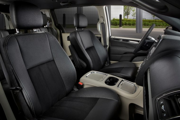 Dodge Grand Caravan Inside 2017 2018 Best Cars Reviews