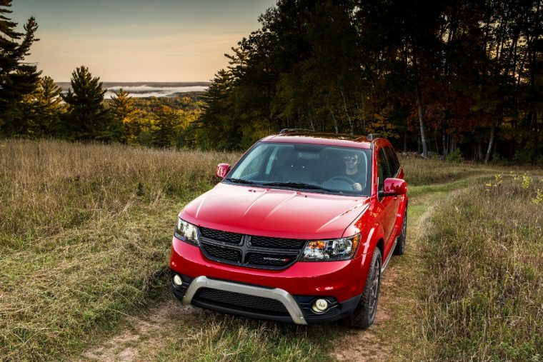 2016 Dodge Journey Capabilities