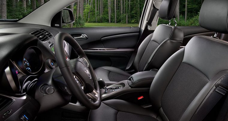 2016 Dodge Journey Front Seats