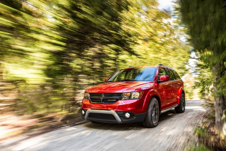 2016 Dodge Journey Performance