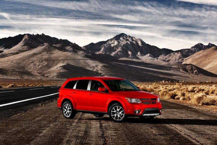 2016 Dodge Journey Silhouette