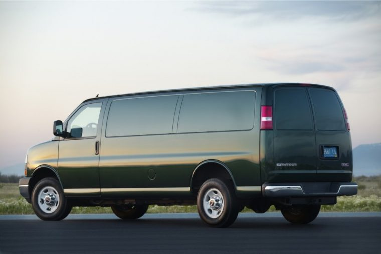 There's a rumor that GM could contract out production of its cutaway vans