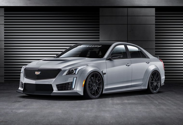 2016 Hennessey Performance Cadillac CTS-V