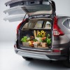 The 2016 Honda CR-V comes standard with a 37.2 cubic feet of cargo space behind the rear seats