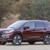 The 2016 Honda CR-V features a Continuously Variable Transmission with Sport mode