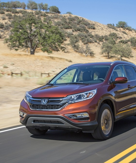 2016 honda cr v earns 5 star nhtsa safety rating the