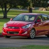 The 2016 Hyundai Accent is good for 31 mpg combined