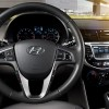 The 2016 Hyundai Accent features an AM/FM/SiriusXM/CD/MP3 audio system with 6 speakers