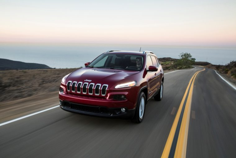 2016 Jeep Cherokee Performance