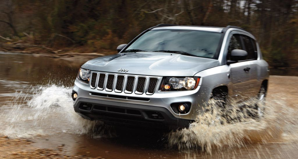 2016 jeep compass off road capabilities the news wheel. Black Bedroom Furniture Sets. Home Design Ideas